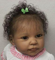 "AMAZING Reborn Ethnic A/A Baby Girl, Jannie de Lange's ""Andres"" now ~Brie~ | eBay"