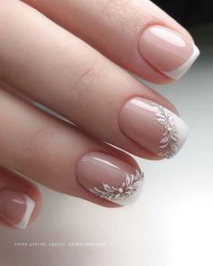 Elegant Nails, Classy Nails, Fancy Nails, Pink Nails, Chic Nails, Stylish Nails, Trendy Nails, French Manicure Nails, Pink Manicure