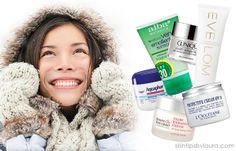 The Best Winter Moisturizers for Dry Skin: http://skintipsbylaura.com/best-winter-moisturizers-dry-skin/