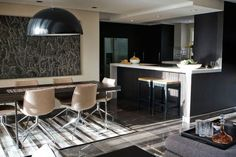 Sophisticated interior decors by Darren Palmer