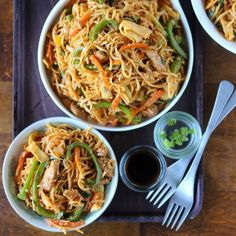 18 Noodle Recipes to Celebrate Chinese New Year   Brit + Co