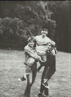 BAEKHYUN CHEN & LUHAN [ Die Jungs Photobook ] #exo