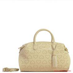 Borsa Elizabeth del marchio Twin Set colore chantilly disponibile online su Carpel Shop...<3!