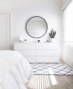 ZEN ROOM: Ideas for a Zen bedroom House decoration ideas ideas # for . - ZEN ROOM: Ideas for a Zen bedroom House decoration ideas ideas - Simple Bedroom Decor, Decor Room, Bedroom Ideas, Bedroom Designs, Bedroom Inspo, Simple Bedrooms, Ikea Room Ideas, Zen Bedrooms, Ikea Bedroom Design
