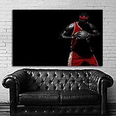 Poster Mural Lebron James NBA Basketball 40x64 in (100x160 cm) Adhesive Vinyl #PopArt