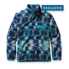 Patagonia Women's Synchilla® Lightweight Snap-T® Fleece Pullover