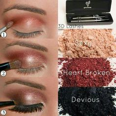 Younique's Mood struck Mineral pigments https://www.youniqueproducts.com/NicoleRoy