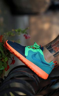 Nike Roshe Run Hyperfuse by Run Colors Buy it @ Nike US | Finishline