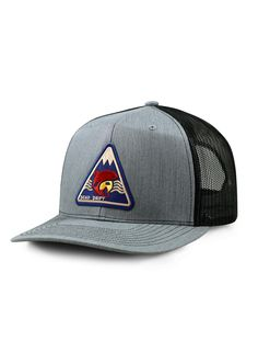 The Peak fly fishing hat is the second addition to our one of a kind Colorado designs. Represent your state and passion for fly fishing in one awesome hat. Fly Fishing Hats, Trout Fishing, Two By Two, Baseball Hats, How To Wear, Collection, Tube, Fashion, Moda