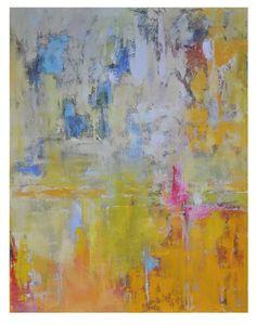 Elizabeth Stockton - Variations of Yellow