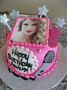 taylor swift cakes for birthdays - Google Search