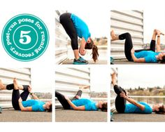 5 Post-Run Yoga Poses for Better Recovery