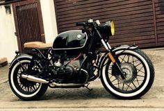 BMW motorcycle by hungarian Meray Motors