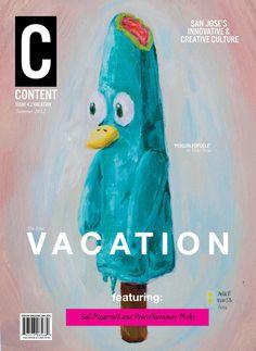 Content Magazine — [ http://content-magazine.com/welcome/ ]