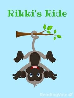 Rikki's Ride - Free, printable reading comprehension activity with a passage and questions for 1st - 3rd grade!