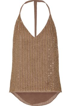 Whitney embellished georgette top | DE | THE OUTNET