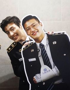 Kang Ha Neul & Kang Ha Neul