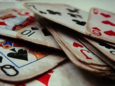 Playing cards:)