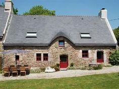 Vakantiehuis MO30 in Morbihan, Bretagne. 5 persoons halfvrijstaand huis