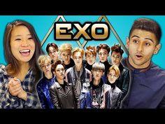 TEENS REACT TO EXO - CALL ME BABY (K-pop) - YouTube