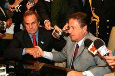 """OpinionPublicaSantafesina(ops): Duhalde le aconsejó a Reutemann """"jubilarse de la p..."""