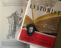 The Anatomist by scampion, via Flickr.  Illustration for a book blog http://www.stevecampion.com/MostlyNF/?p=33