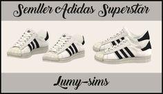Semller Adidas SuperStar - Lumy-sims