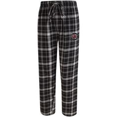 Concepts Sport Men's University of South Carolina Ultimate Flannel Pant (Red Dark, Size Large) - NCAA Licensed Product, NCAA Men's Fleece/Jackets a...