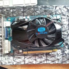 #New Graphics Card. AMD Radeon HD...    game changer...comment .. like ...  repin  :)     http://amzn.to/15zqnzs