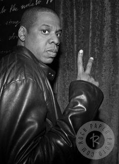 Jay-Z by Kevin Mazur