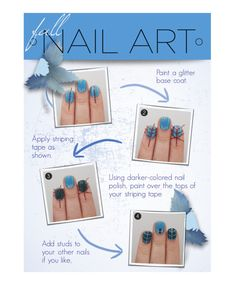 """Fall Nail Art"" by anishabgv ❤ liked on Polyvore featuring beauty"