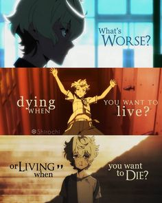 Idk what anime or manga this is help Sad Anime Quotes, Manga Quotes, True Quotes, Best Quotes, Dark Quotes, Depression Quotes, Anime Life, Anime Films, True Words