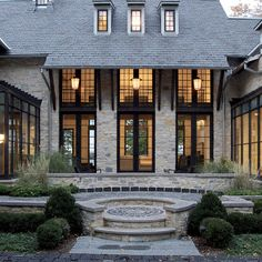 Black Exterior Trim Design Ideas, Pictures, Remodel, and Decor - page 7
