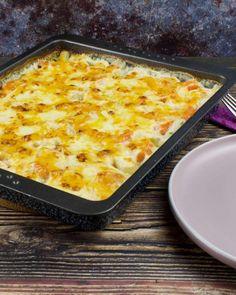 Kohlrabi Karotten Auflauf - Zu Faul Zum Kochen ? Macaroni And Cheese, Vegetables, Cooking, Ethnic Recipes, Food, Housewife, Parmesan, Zucchini, Spaghetti