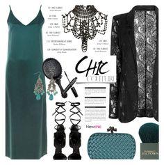 """Chic Couture // lovenewchic"" by noviii ❤ liked on Polyvore featuring Equipment, River Island, Giuseppe Zanotti, Bottega Veneta, MAC Cosmetics and BoConcept"