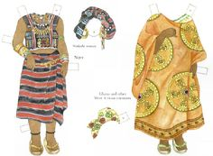 Traditional African Costumes