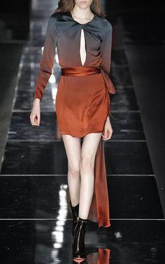 Blumarine Fall/Winter 2015 Trunkshow Look 12 on Moda Operandi