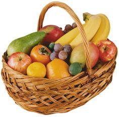 Fruit Basket PNG Clipart