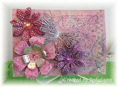 Splitcoaststampers FOOGallery - Metal Bouquet