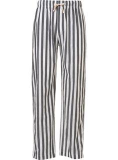 Grey striped Pyjama Bottoms, TopMan