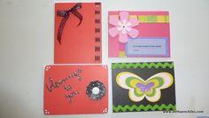 Simple card ideas