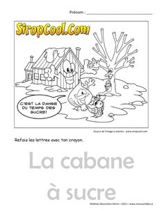 Preschool Worksheets, Preschool Activities, French Classroom, French Lessons, Free Printable Coloring Pages, Kindergarten Classroom, Winter Activities, Childcare, Teaching