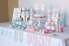 Baby Shower Gender Reveal Party Ideas | Savvy Sassy Moms