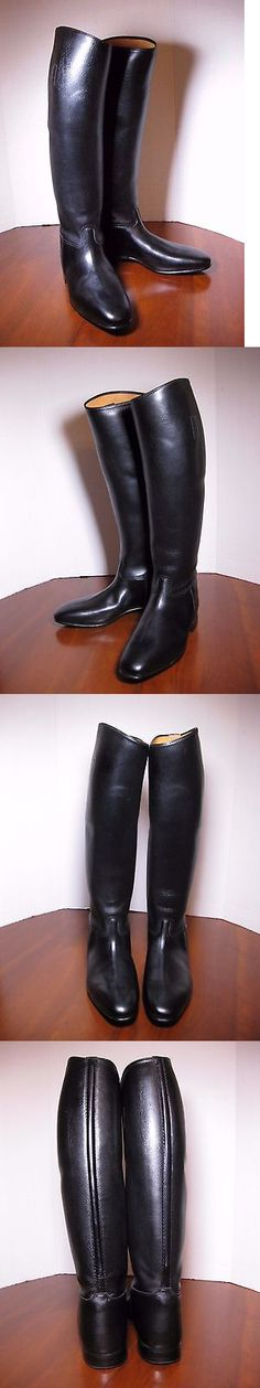 Tall Riding Boots 183382: Mens Konigs Custom Boots - Riding Boots Sz 10 41 Cm Calf -> BUY IT NOW ONLY: $650 on eBay!
