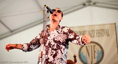 Kurt Elling at the Newport Jazz Festival Newport Jazz Festival, Fathers Day Gifts, The Outsiders, Men Casual, Concert, News, Celebrities, Musicians, Innovation