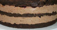 Suklaatäyte: 400 g maustamatonta tuorejuustoa 4 dl kermaa 200 g tummaa suklaata (taloussuklaalevy) 100 g maitosuklaata 2 rkl soke...