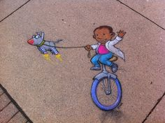 Amazing-Street-art-of-David-Zinn-Sluggo (55)