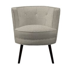angelo:HOME Lily Chair in Modern Chocolate Deco