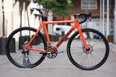 """Dosnoventa """"Oslo"""" Cyclocross frame"""