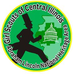 Girl Scouts of Central Illinois- council's own patch- earn it this summer!